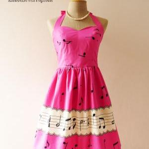 Music Lover Dress Music Dress Hot P..