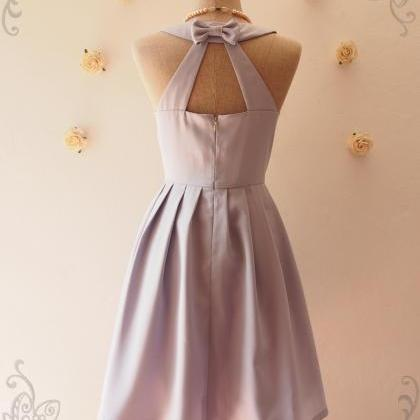 LOVE POTION - Light Gray dress, gra..