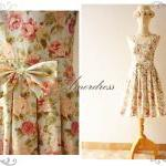 Floral Summer Dress Sweetest Spell ..