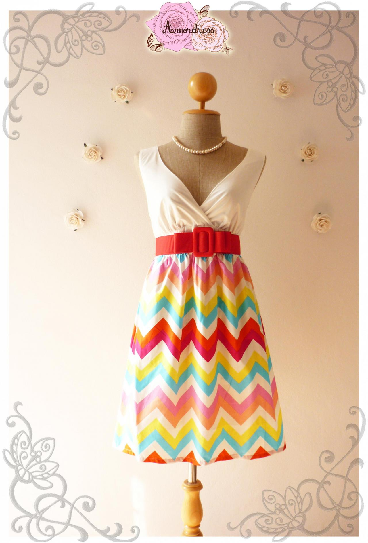 Cool Summer Dress -Size Small
